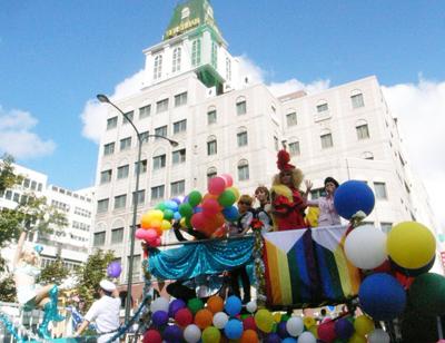 レポート:第14回レインボーマーチ札幌