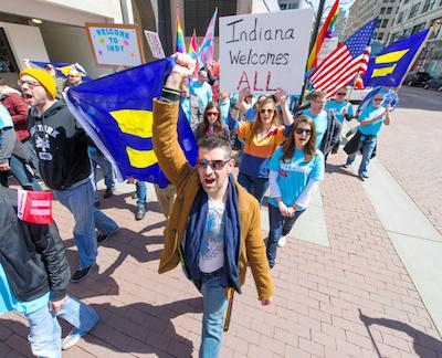 アメリカ州知事 同性愛者