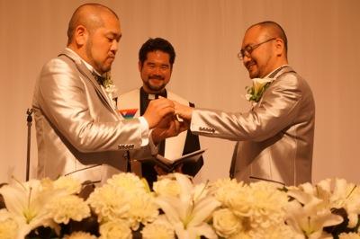ウェスティンホテルで結婚式を挙...