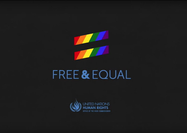 un free equal a free and equal world is possible ゲイのための