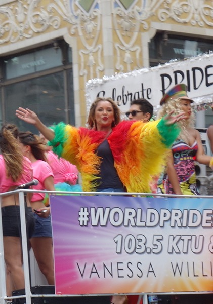 STONEWALL50「WORLD PRIDE」NYC PRIDE MARCH(1)